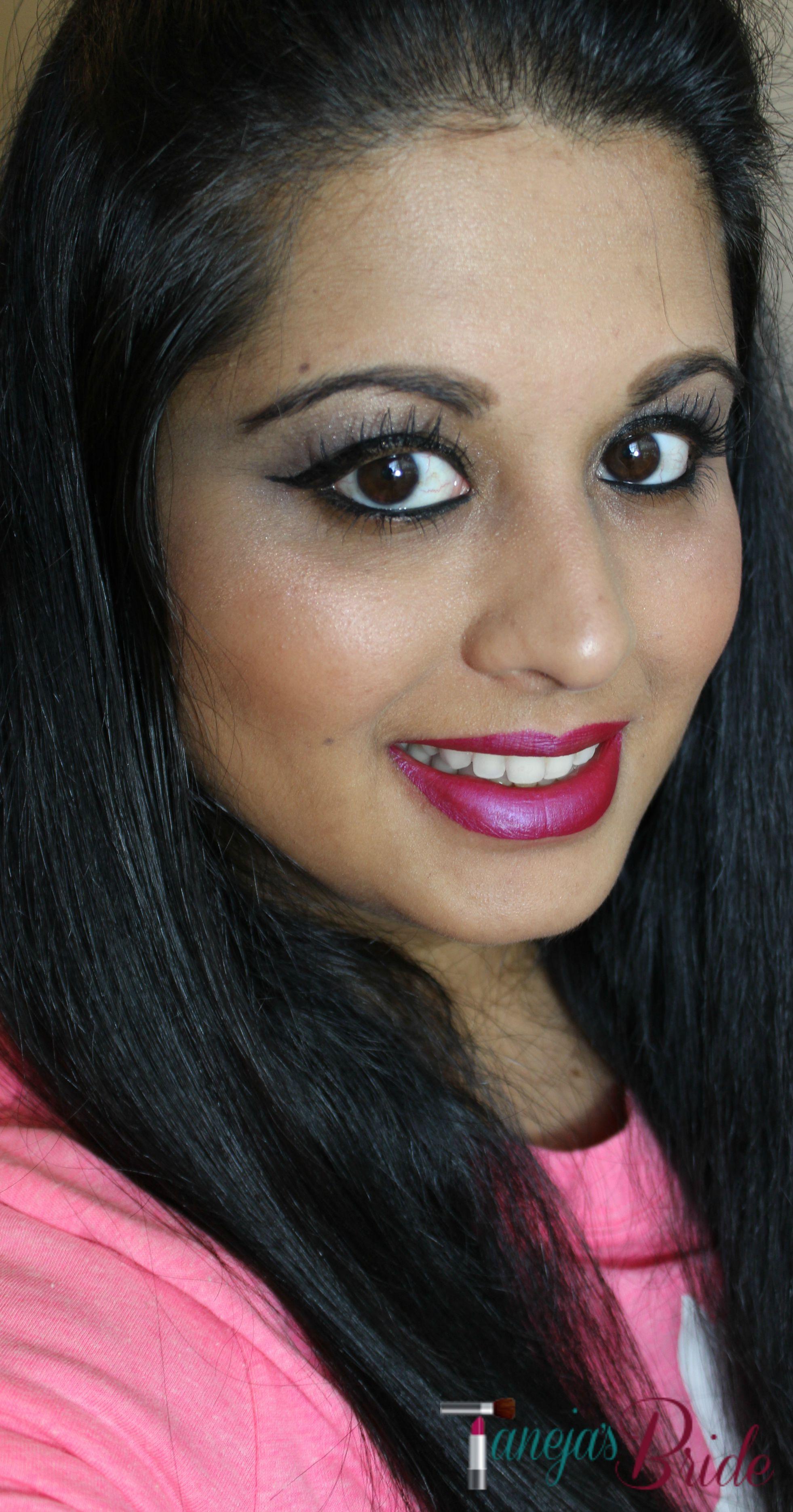 Anastasia Beverly Hills Liquid Lipstick Swatches T: Taneja's Bride